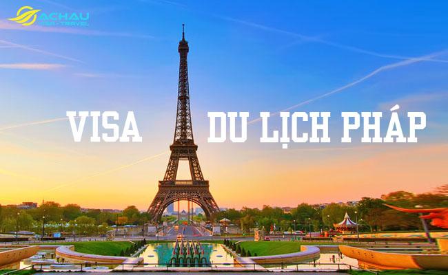 visa du lịch Pháp