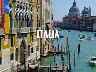 Visa cong tac Italia
