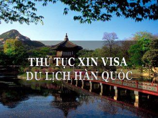 visa Han Quoc