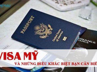 Visa Mỹ và những điều khác biệt bạn cần biết