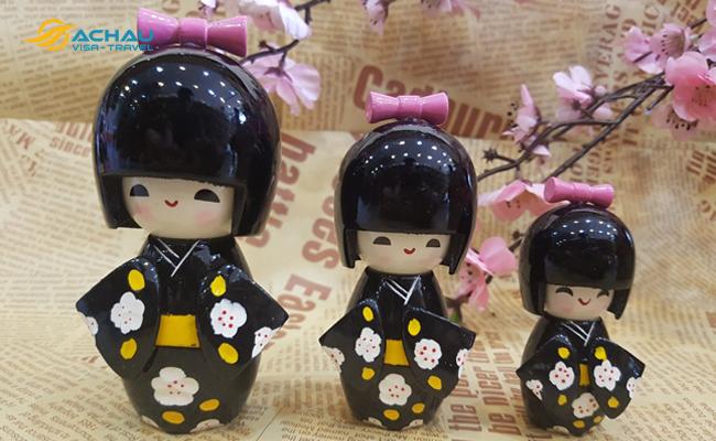 Quà lưu niệm đặc trưng khi đi du lịch Nhật Bản