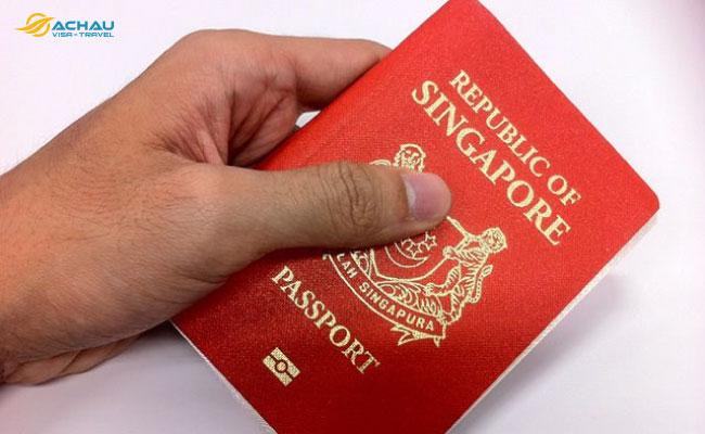 1. Khám phá những cuốn hộ chiếu quyền lực nhất thế giới năm 2018