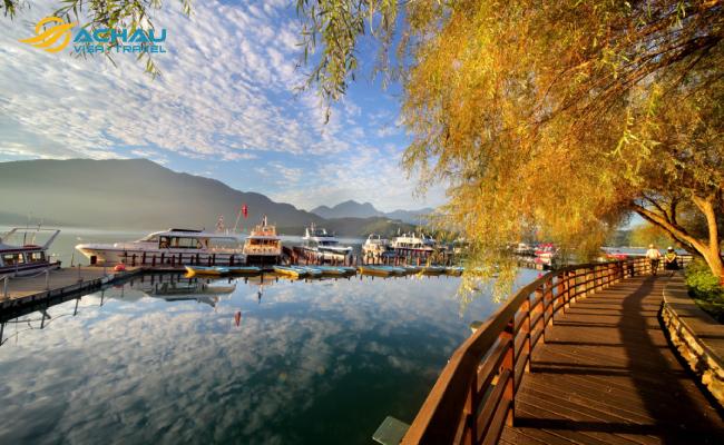 Đi du lịch Đài Loan vào mùa nào là thích hợp? 3