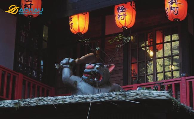"""Du lịch Đài Loan, """"lạc"""" ngay vào làng Yêu Quái 6"""