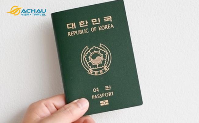 Có cần dịch sang tiếng Anh hồ sơ xin visa du lịch Hàn Quốc không? 2